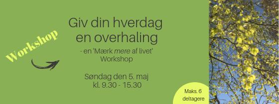 Tilmeld workshop